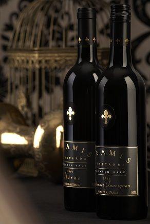Aramis Black Label Collection #AramisVineyards #Wine
