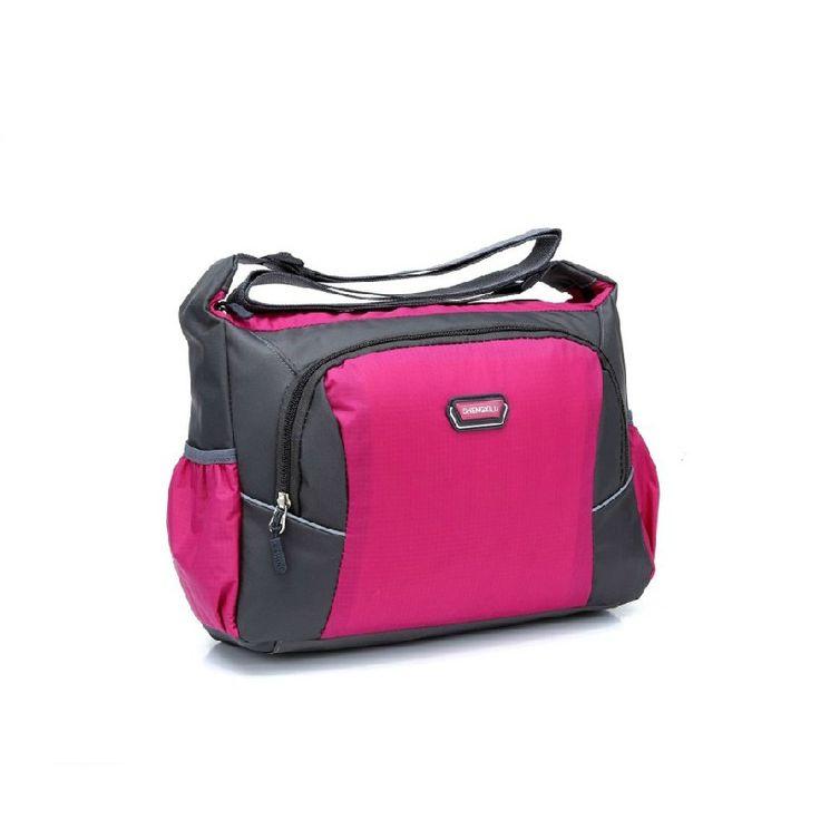 $16.68 (Buy here: https://alitems.com/g/1e8d114494ebda23ff8b16525dc3e8/?i=5&ulp=https%3A%2F%2Fwww.aliexpress.com%2Fitem%2F2016-Unisex-Sport-bag-women-Messenger-Bags-High-Quality-Waterproof-Nylon-Brand-Travel-Bag-women-bags%2F32619086378.html ) 2016 Unisex Sport bag women Messenger Bags High Quality Waterproof Nylon Brand Travel Bag women bags Panelled bolsa deporte for just $16.68