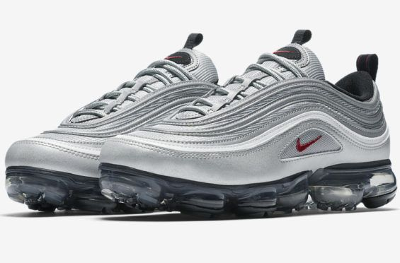 Official Images: Nike Air VaporMax 97 Silver Bullet