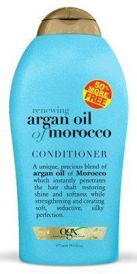 Ogx Conditioner Argan Oil Of Morocco 19.5oz Bonus Size (3 Pack) by (OGX) Organix ** Check out the image by visiting the link. #hairmake