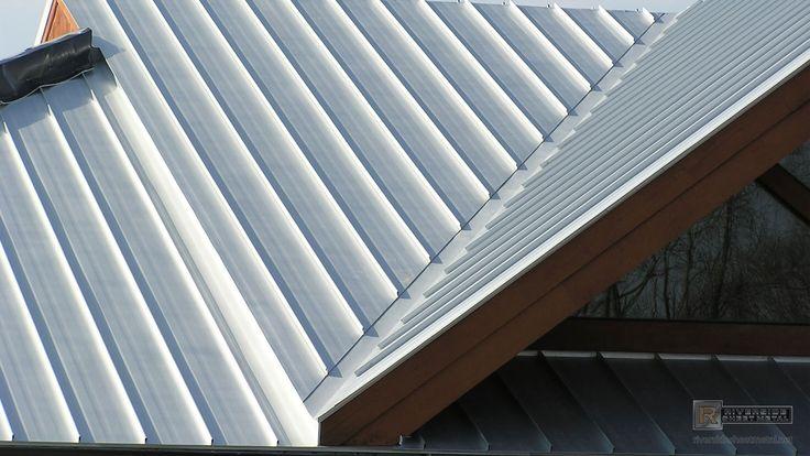Galvalume Metal Roof Metal Roofing Pinterest Metal