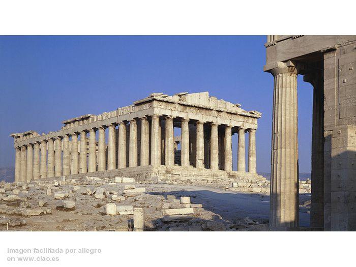 El Partenon, Atenas