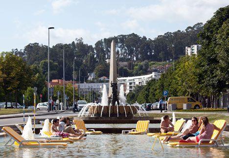 Fountain Hacks by LIKEarchitects and Ricardo Dourado