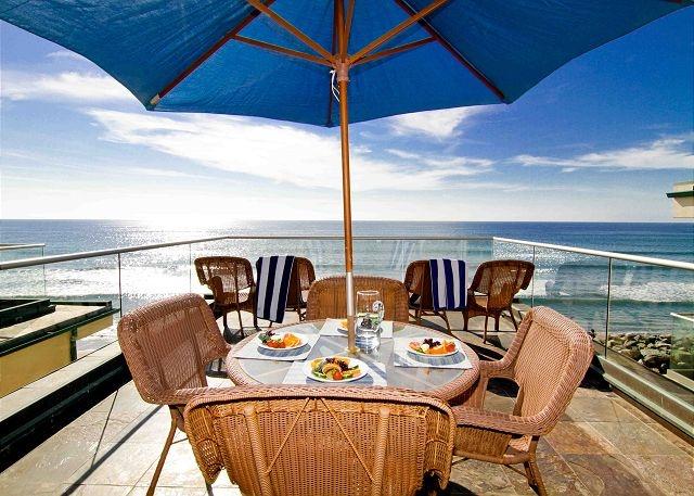 Oceanside Beachfront Villa | San Diego Beach Rentals.  Beachfront Rentals