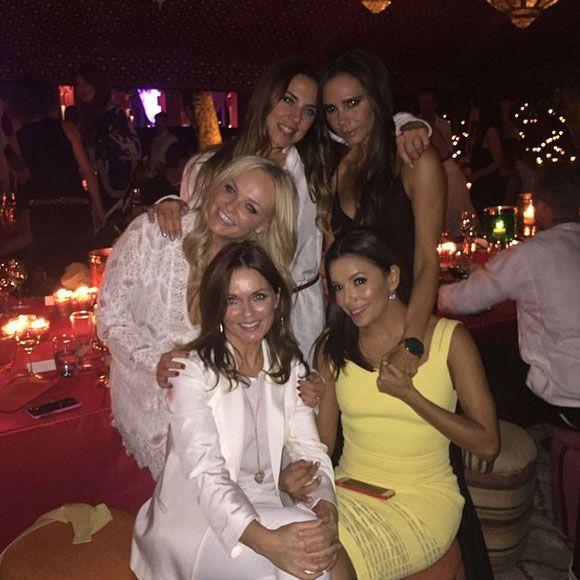Eva Longoria remplace Mel B dans une réunion des Spice Girls | HollywoodPQ.com