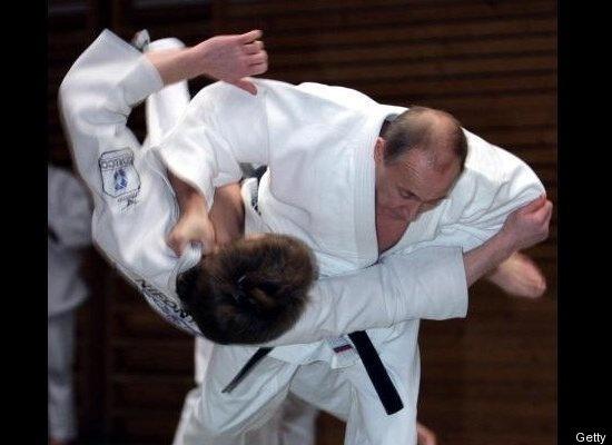 The Judo Fighter, Dec. 2009