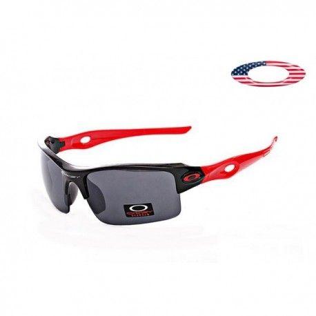 $15.88 fake name brand sunglasses,Cheap Oakley Sunglasses polished black and red / black iridium sunglasseshot4sal...