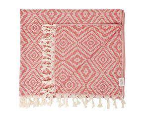 MAYDE CLOVELLY TOWEL 100% Natural cotton Jacquard design