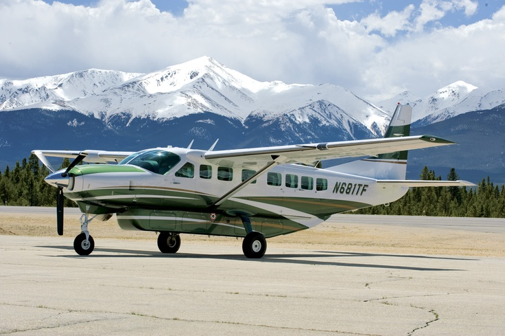 Must have for Missionary flights! (CESSNA CARAVAN)