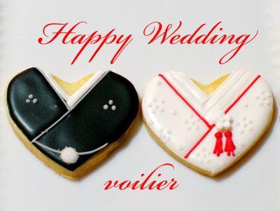 白無垢&袴 |voilier(ヴォワリエ)九州福岡市アイシングクッキー、ポップケーキ、カップケーキ教室
