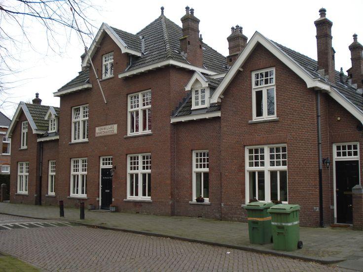 Koningin Wilhelminastraat 19-21 (Koninklijke Marechaussee daarna Politieburo)