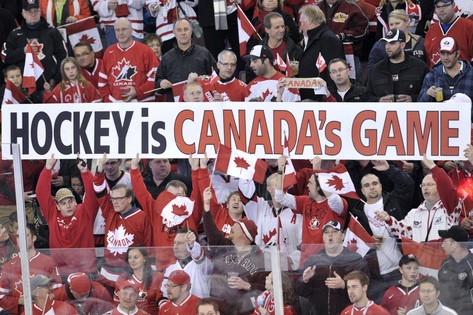 We LOVE Hockey.