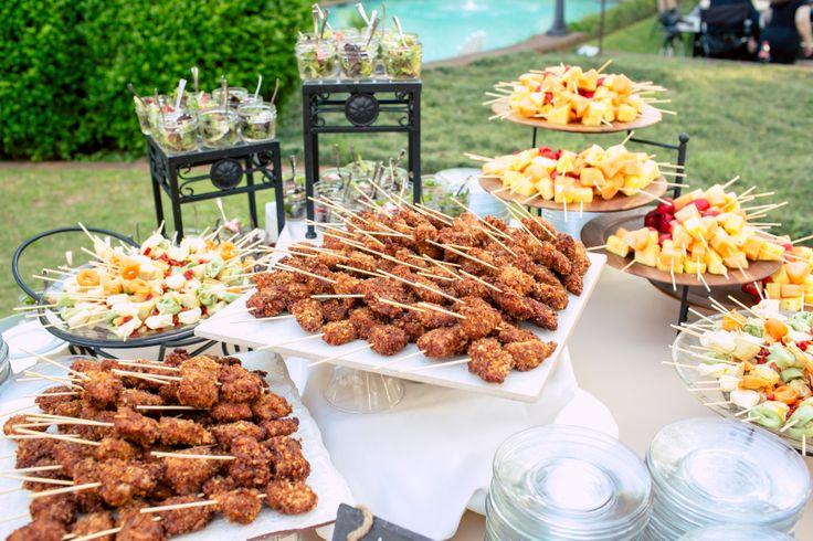 Catering Food Display Ideas