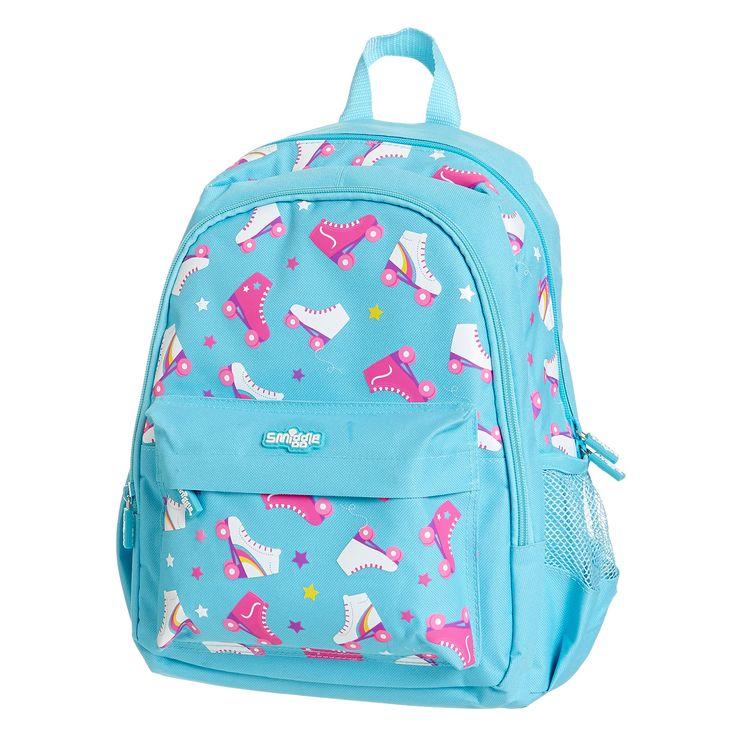 Rollerskate Backpack From Smiggle Uk Junior Backpacks