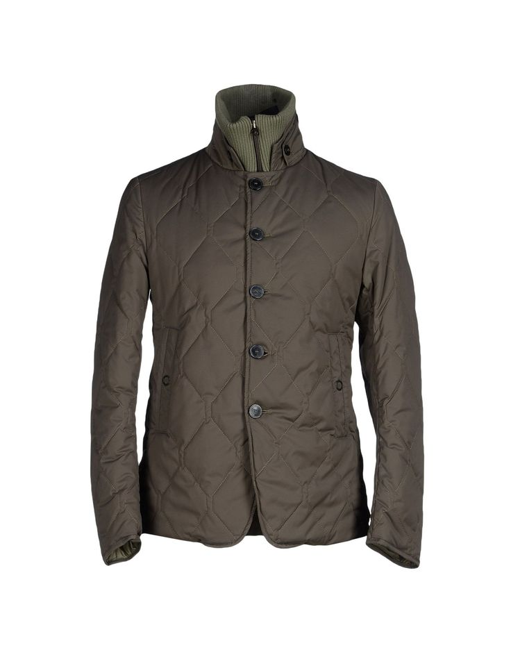 Gian Carlo Rossi Quilted Jacket