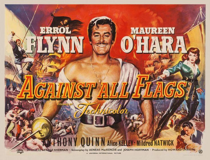 Against All Flags (1952) - IMDb