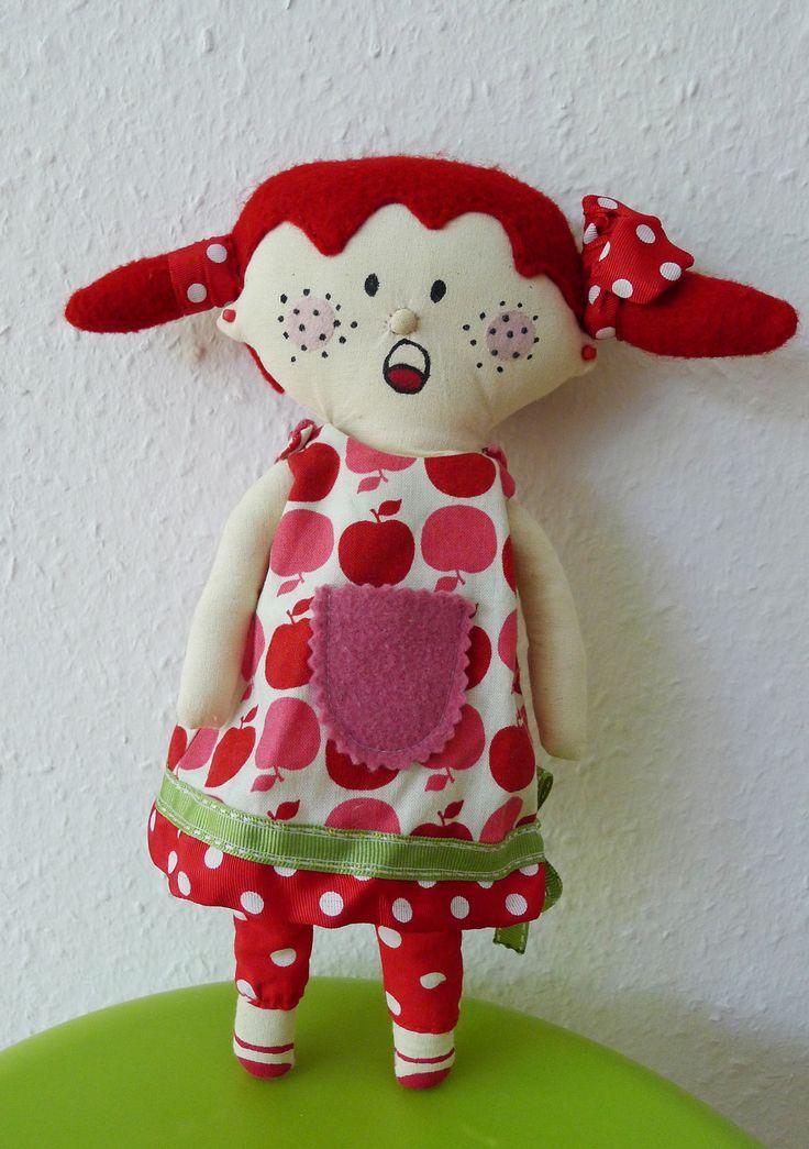 Mäde! by Kasia: Cloth Doll
