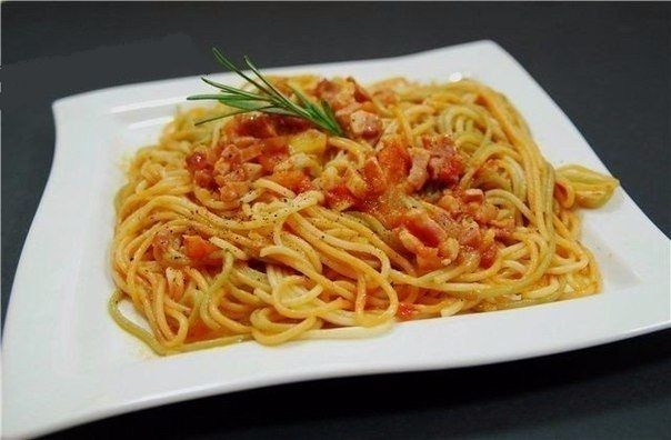 966 best food network recipes images on pinterest food network spaghetti with bacon recipe forumfinder Image collections