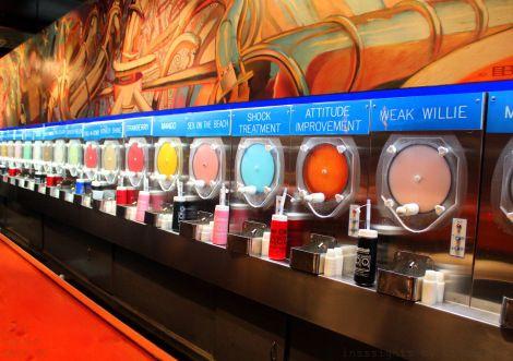 adult alcoholic slushies!  ... Bookish Cafes to Slushie Drinks on South Beach Miami http://wp.me/pYeKK-1DN
