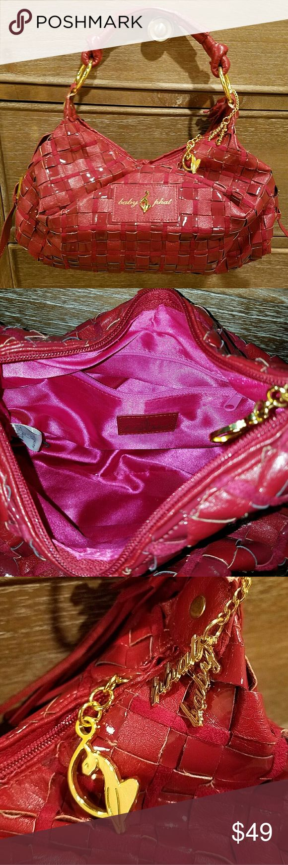 FINAL MARKDOWNHOST PICK BABY PHAT VINTAGE BAG Adorable! Perfect condition! Baby Phat Bags