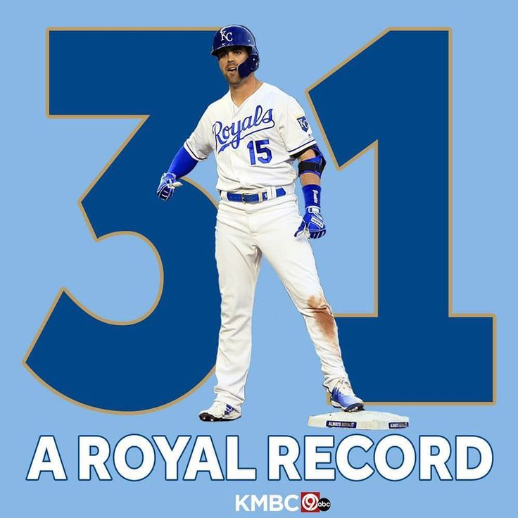 Record Breaking Whit Whit Merrifield Now Owns The Longest Hitting Streak In Kansas City Royals History With A Bunt In The 7th Inning