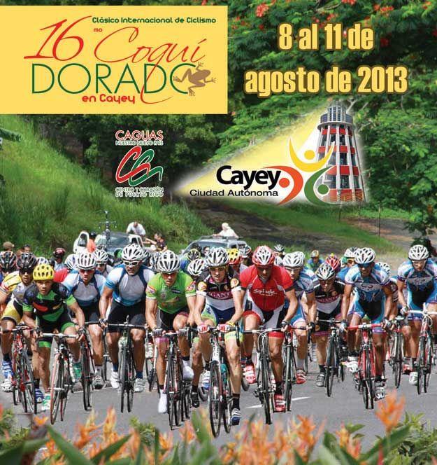 Clásico Internacional de Ciclismo Coquí Dorado de Cayey 2013 #sondeaquipr #coquidorado #ciclismo #cayey