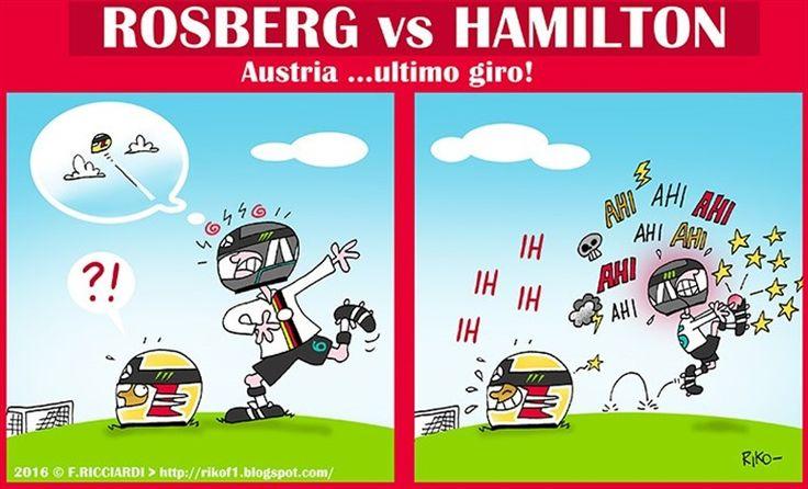 Austria...ultimo giro