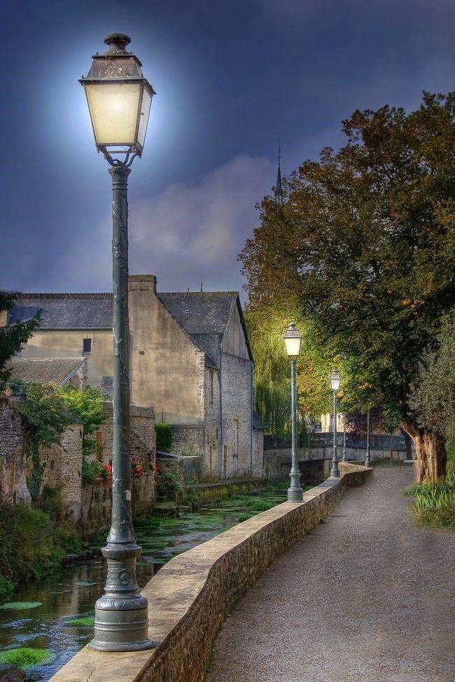 Bayeux, Burgundy, France.