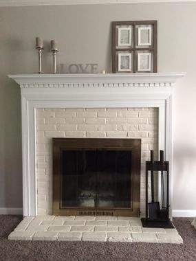 The Quick Ship Standard Westin Traditional Fireplace Mantel Surround Is An Affordable And Attractive Choice For Those Looking Clean Lines With A Touch