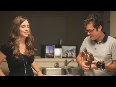 Grow Old With You - The Wedding Singer (cover by Rusty Clanton and Kayle...