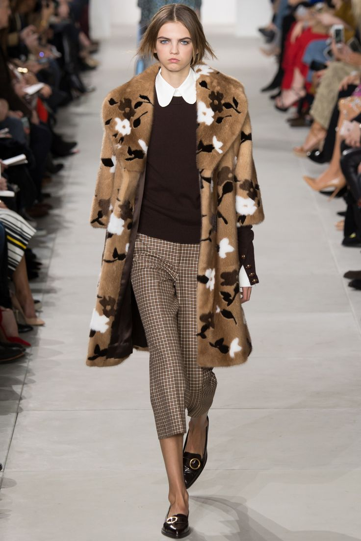 From sweet and flirty mini dresses to long pea coats, the Michael Kors woman has plenty of options no matter the weather. Description from fashiongonerogue.com. I searched for this on bing.com/images
