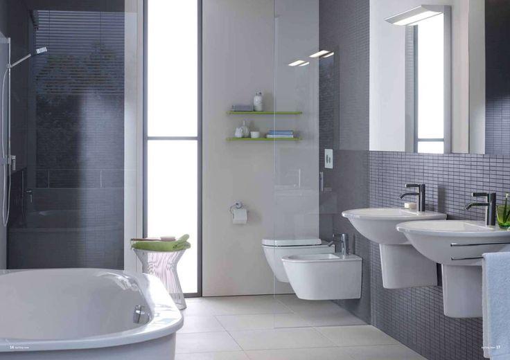 Toiletter i stilet design