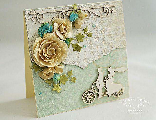 Odskocznia vairatki: Kwiaty z papieru morwowego...