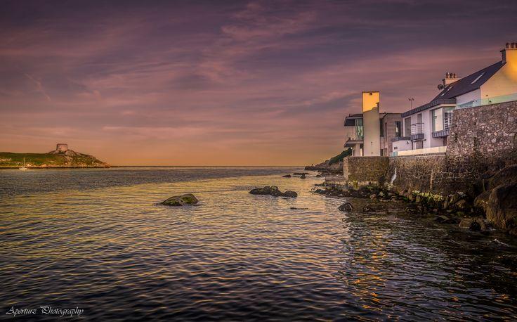 Dalkey Bay, South County Dublin, Ireland