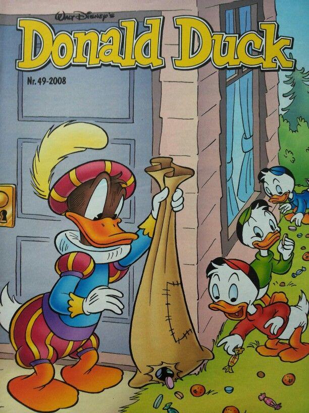 Sinterklaas 'cover' 2008