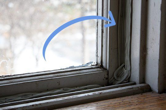 The Best Window Insulating Material For Older Windows