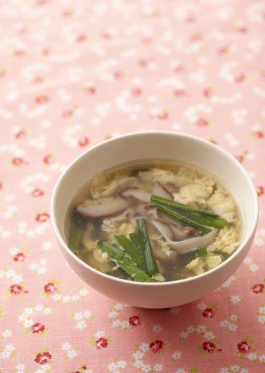 卵スープ のレシピ・作り方 │ABCクッキングスタジオのレシピ | 料理 ... 材料(2人分)