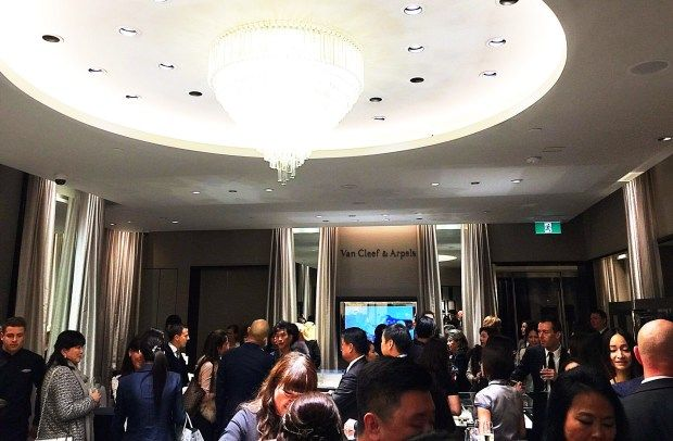 Van Cleef & Arpels opened newly expanded boutique in Birks with a private soiree | Vancouver BC | Article co-authored by Helen Siwak & Ibrahim Aytug