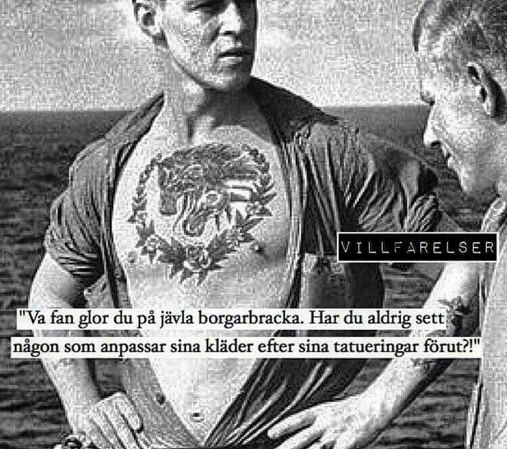Anpassa kläderna efter tatueringar