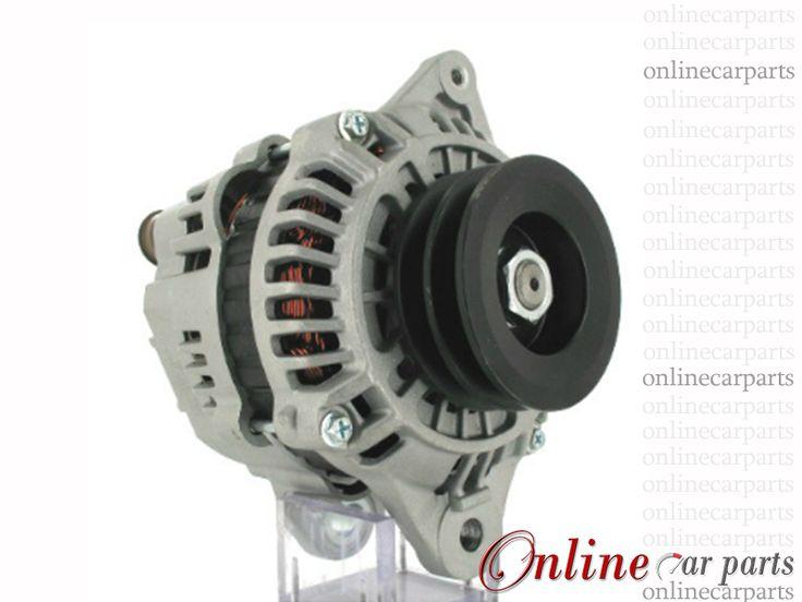 Mitsubishi Colt 3.0i 6G72 98-08 65A 12V 2 Groove 2 PIN Alternator OE A3T09799A ME200697