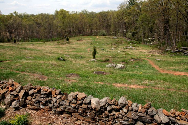 The Triangular Field - This field is reported to be the most haunted in all of Gettysburg. © Mike Lynaugh