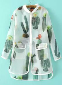 cactus raincoat                                                                                                                                                      More