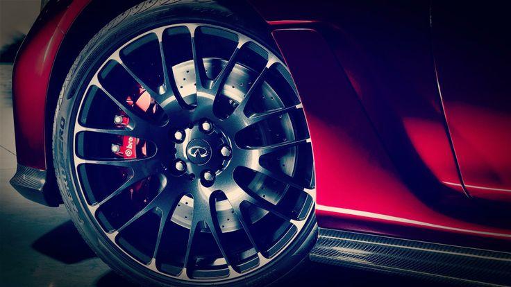 2014 q50 eau rouge concept wheels and rim 2014 Infiniti Q50 Eau Rouge Premium Sport Concept