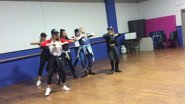 Filming squad dance studios promo for 2016!