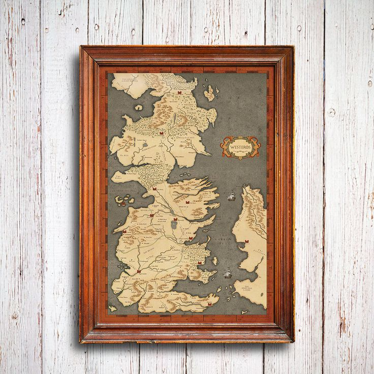 25 best ideas about Westeros Map on Pinterest Game of