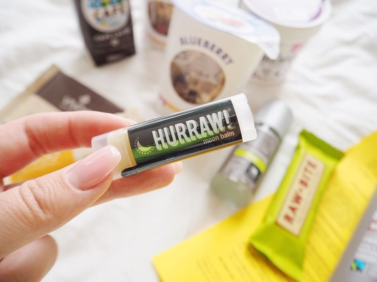 Fitness by Therese: Brown Sugar & Lime #naturalbox #hurraw #hurrawlipbalm #lipbalm #hudvård