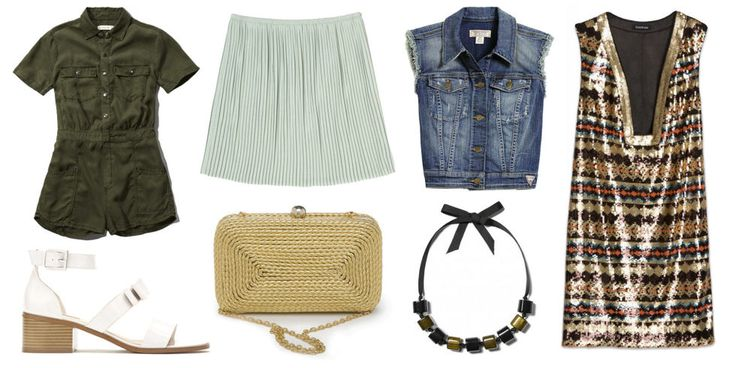 Great news: Your favorite '00s mall stores still have some chic offerings. Shop stylish outfits from Forever 21, Abercrombie & Fitch, Bebe, and more.