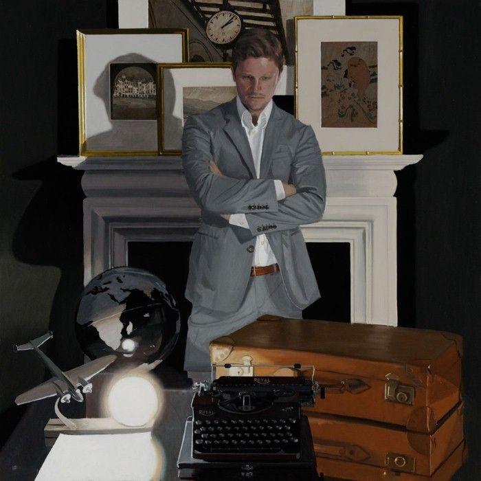 Художники и фотографы со всего мира: Современные художники Шотландии. Iain Faulkner