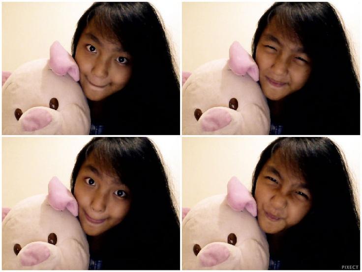 with piglett <3