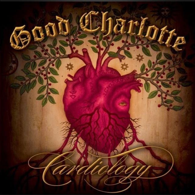 It 39 S Not A Band Logo But An Album Cover Good Charlotte Band Logos Pinterest Cardiology